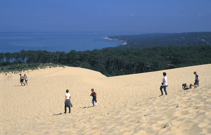 Dune of Pyla in Arcachon