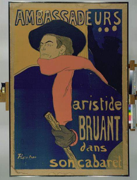Toulouse Lautrec in Albi