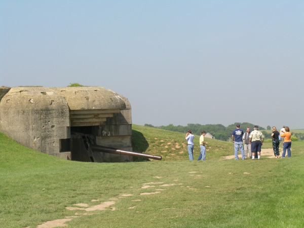 Battery of Longues sur mer