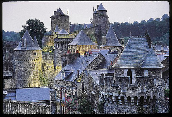 town of Fougeres