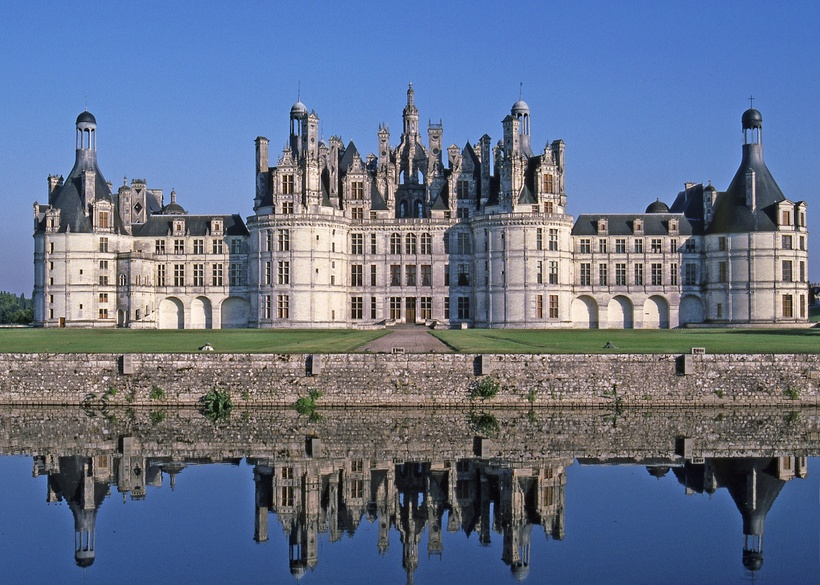 Chateau of Chambord